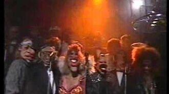 Top of the pops disaster (from Spitting Images)