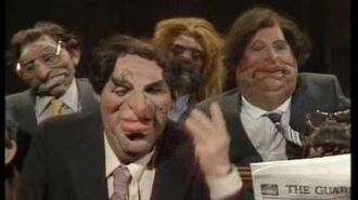 Spitting Image - One Man Went To Mow