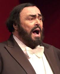 The real pavarotti