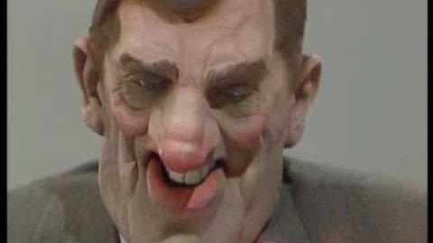 Spitting Image - Royal Family Breakfast Cecil Parkinson