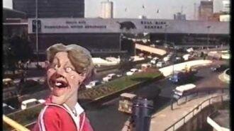 Spitting Image Birmingham Olympic Bid 1992