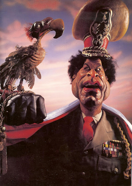 Colonol Gaddafi
