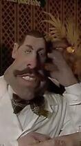 Freddie Mercury spitting image