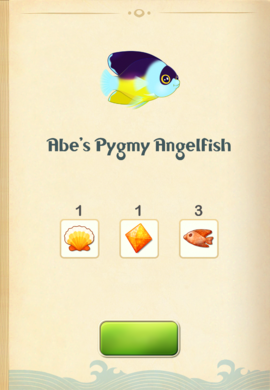 Abe's Pygmy Angelfish§Aquapedia
