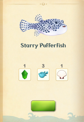 Starry Pufferfish§Aquapedia