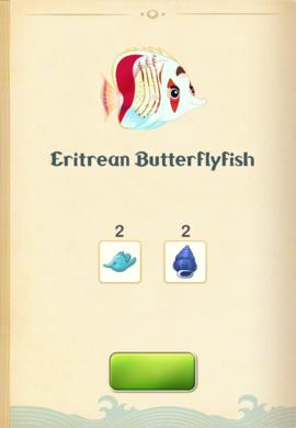 Eritrean Butterflyfish§Aquapedia