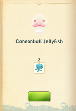 Cannonball Jellyfish§Aquapedia