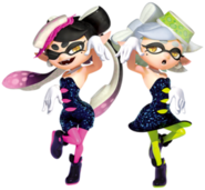 Callie and Marie ( Calimari)