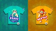 Splatfest Tees Fancy Party Costume Party