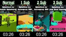 Splatoon Quick Respawn Ability Squid Science-0
