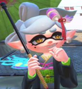 Splatoon 2 Marie Happy