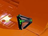 Klecks-Bombe