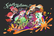 Inkling Halloween