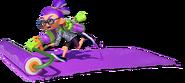 Splat Roller Official Art