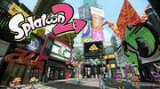 Hub - Splatoon 2