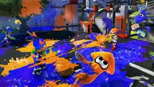 Splatoon Screenshot