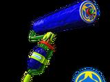 Medusa-Klecksroller
