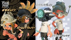 S2 Final Splatfest Gear