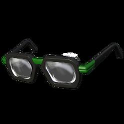 S2 Gear Headgear Retro Specs