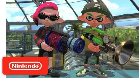 Splatoon 2 Splatoon Wiki Fandom Powered By Wikia