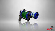 Splatoon Render Weapon Shooter NozzleNose1
