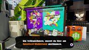 Splatfest-Wahlstand