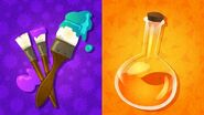 Splatfest Art vs Science