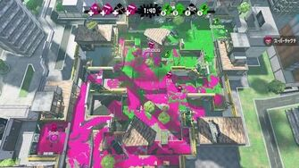 Splatoon 2 Spectator Mode