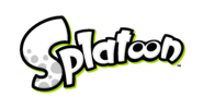 Logo-Splatoon Wii U English