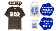 Splatoon T-Shirts und Stofftaschen