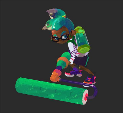 File:Inkling with paint roller.png