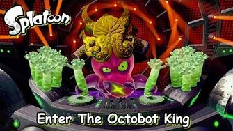 The Octobot King's Boss Gameplay