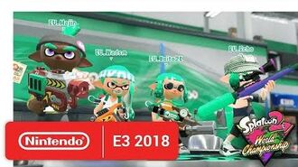 2018 Splatoon 2 World Championships - Semi-Finals - Round 6 - Nintendo E3 2018