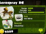 Aerospray RG