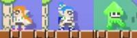 Splatoon amiibo Super Mario Maker