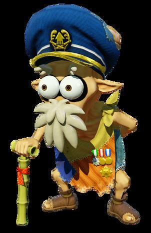 Capitan Seppia