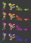 WiiU Splatoon char04 E3