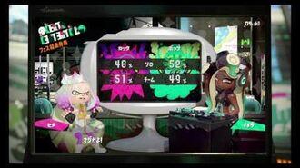Splatoon 2 - Splatfest 1 (Japan) Rock vs. Pop - Final Results