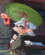 Marie in Splatoon 2