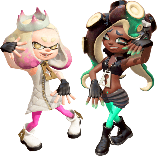 Off The Hook Splatoon Wiki Fandom Powered By Wikia