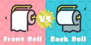 Front Roll vs Back Roll