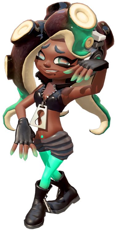 Marina Ida Splatoon Wiki Fandom Powered By Wikia