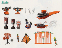 Concept Art Sec Splatoon 2
