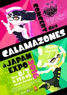 Squid Sisters Japan Expo 2