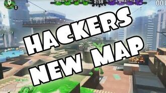 SPLATOON 2 HACKER TAKES ME TO UNRELEASED MAP stream highlight