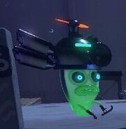 Sanitized Rocket Octocopter