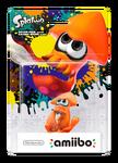 Limitierte Splatoon amiibo Box Squid