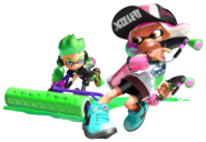 Inklings - Splatoon 2