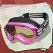 Headgear Splash Goggles