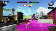 WiiU Splatoon 18 SplatZones Athletic EN